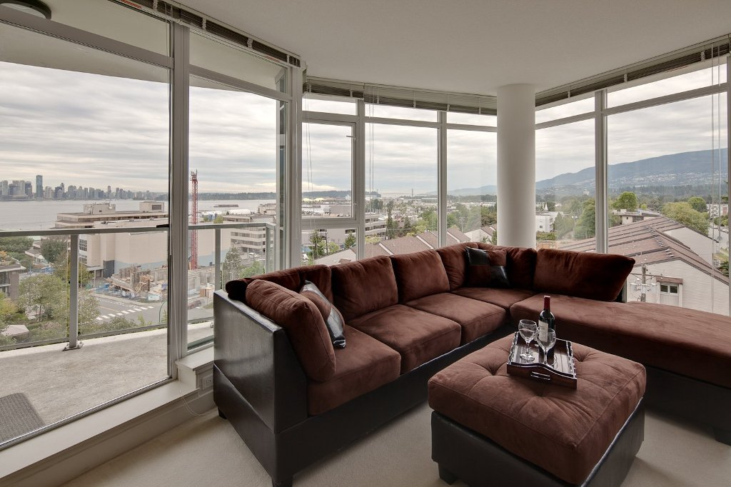 """Photo 9: Photos: 604 175 W 2ND Street in North Vancouver: Lower Lonsdale Condo for sale in """"VENTANA"""" : MLS®# V912477"""