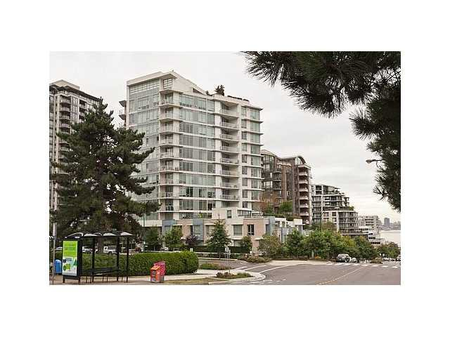 """Photo 1: Photos: 604 175 W 2ND Street in North Vancouver: Lower Lonsdale Condo for sale in """"VENTANA"""" : MLS®# V912477"""