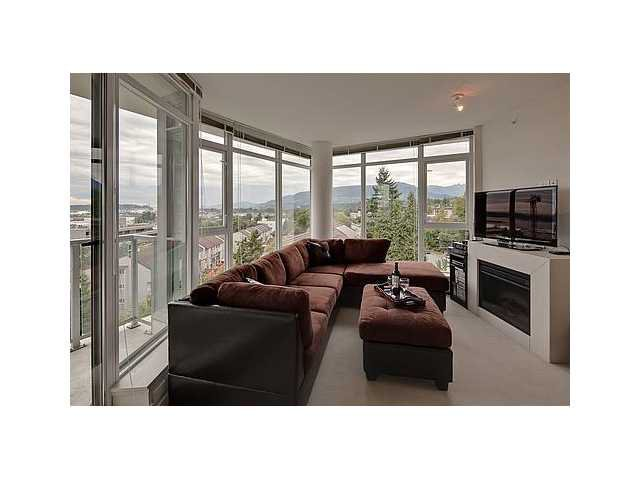 """Photo 6: Photos: 604 175 W 2ND Street in North Vancouver: Lower Lonsdale Condo for sale in """"VENTANA"""" : MLS®# V912477"""