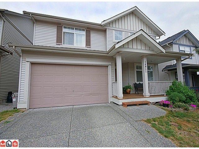 """Main Photo: 14911 58A Avenue in Surrey: Sullivan Station House for sale in """"Millers Lane"""" : MLS®# F1129411"""
