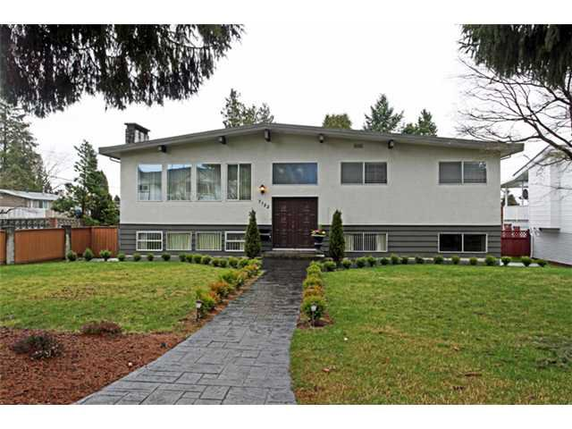 Main Photo: 7132 GOLDEN ST in Burnaby: Montecito House for sale (Burnaby North)  : MLS®# V933465