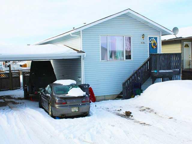 Main Photo: 10314 89 Street in Fort St. John: Fort St. John - City NE House 1/2 Duplex for sale (Fort St. John (Zone 60))  : MLS®# N233485
