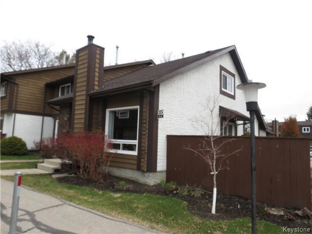 Main Photo: 35 Eric Street in WINNIPEG: St Vital Condominium for sale (South East Winnipeg)  : MLS®# 1409774