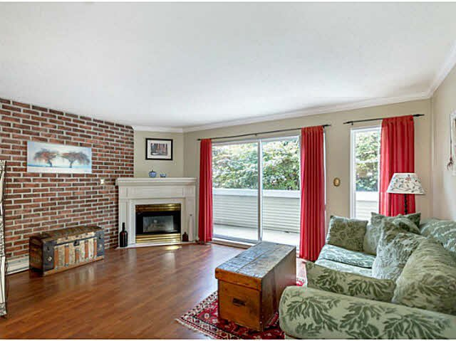 """Main Photo: 23 270 CASEY Street in Coquitlam: Maillardville Townhouse for sale in """"CHATEAU LAVAL"""" : MLS®# V1088922"""