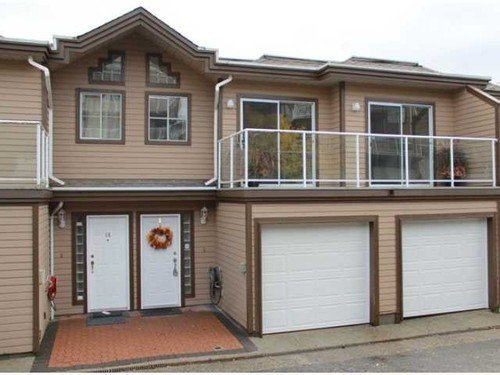 Main Photo: 13 1872 HARBOUR Street in Port Coquitlam: Citadel PQ Home for sale ()  : MLS®# V1009550
