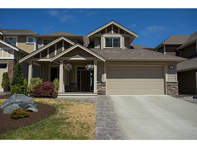 "Main Photo: 45371 MAGDALENA Place: Cultus Lake House for sale in ""RIVERSTONE"" : MLS®# H2152514"