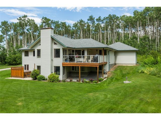 Main Photo: 14 Millarville Ridge: Rural Foothills M.D. House for sale : MLS®# C4021304
