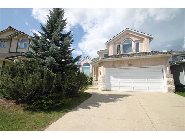 Main Photo: 338 SANTANA Mews NW in Calgary: Sandstone House for sale : MLS®# C4023019