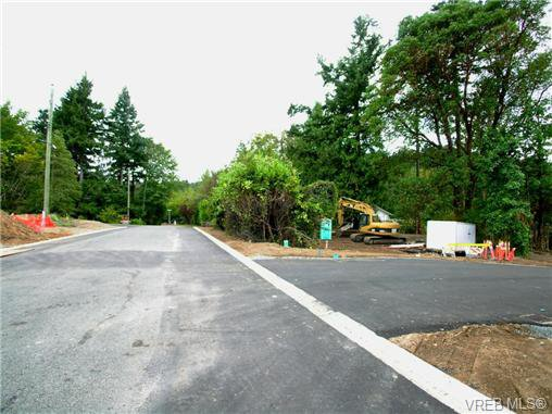 Main Photo: SL 2 Rodolph Rd in VICTORIA: CS Tanner Land for sale (Central Saanich)  : MLS®# 708708