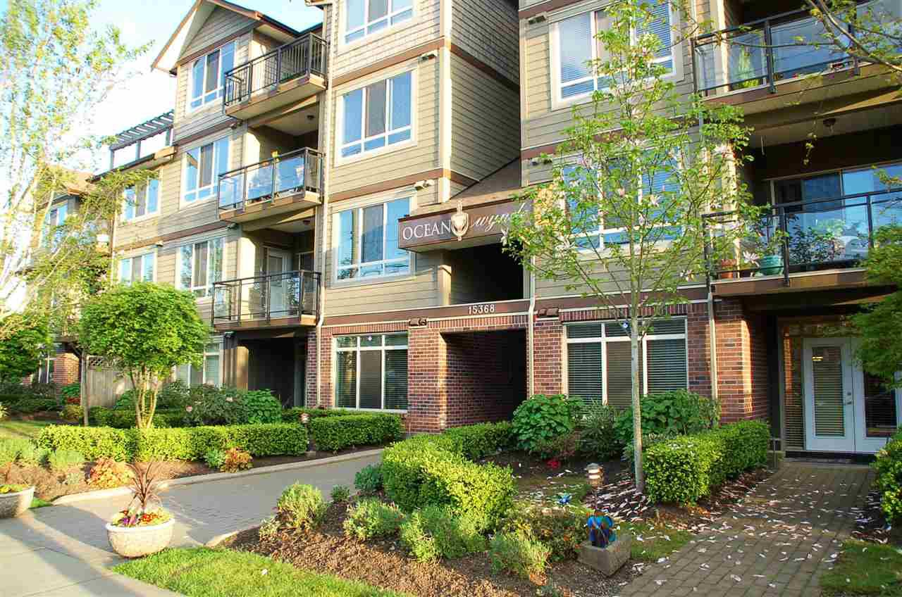 Main Photo: 106 15368 17A Avenue in Surrey: King George Corridor Condo for sale (South Surrey White Rock)  : MLS®# R2062666
