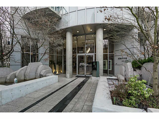 Main Photo: 1007 1050 SMITHE STREET in : West End VW Condo for sale : MLS®# V1108495