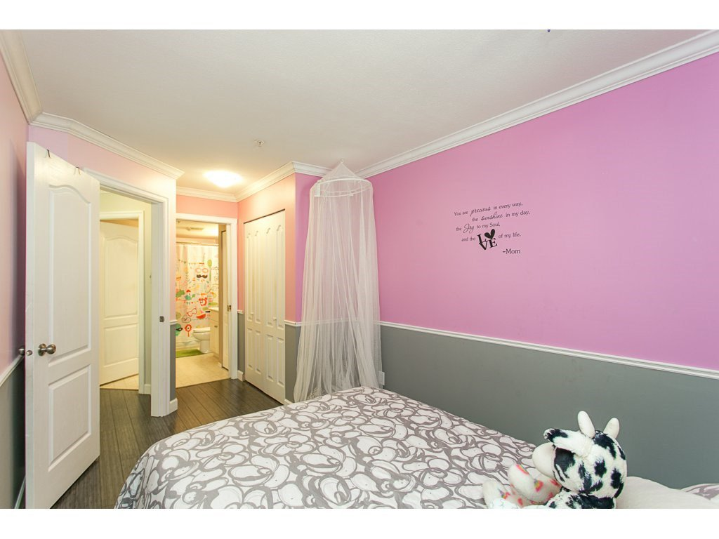 "Photo 15: Photos: 313 33728 KING Road in Abbotsford: Poplar Condo for sale in ""College Park Place"" : MLS®# R2107652"