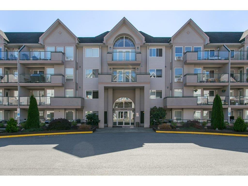 "Photo 2: Photos: 313 33728 KING Road in Abbotsford: Poplar Condo for sale in ""College Park Place"" : MLS®# R2107652"