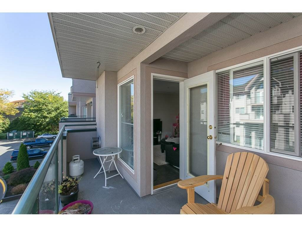 "Photo 18: Photos: 313 33728 KING Road in Abbotsford: Poplar Condo for sale in ""College Park Place"" : MLS®# R2107652"