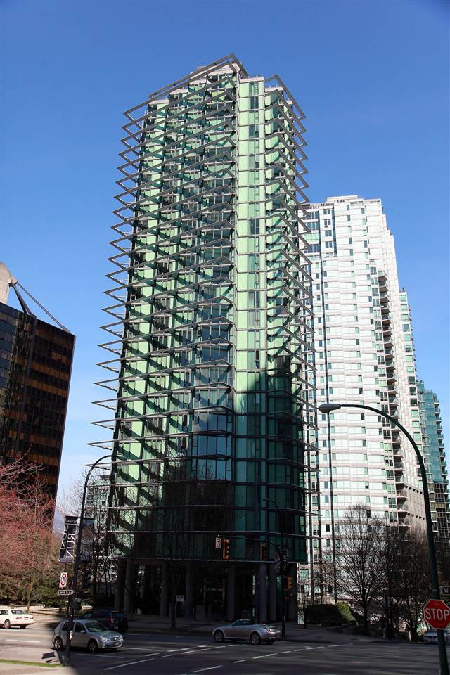 Main Photo: 1102 1331 W GEORGIA Street in Vancouver: Coal Harbour Condo for sale (Vancouver West)  : MLS®# R2134346