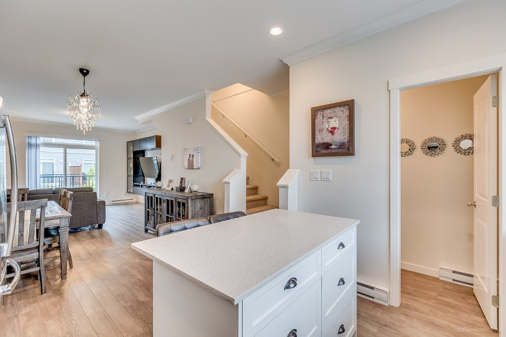 """Photo 14: Photos: 30 19128 65 Avenue in Surrey: Clayton Townhouse for sale in """"Brookside"""" (Cloverdale)  : MLS®# R2166831"""