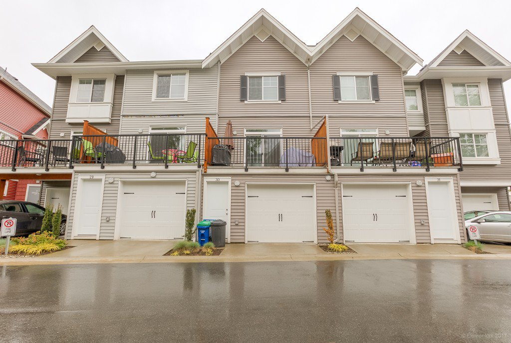 """Photo 25: Photos: 30 19128 65 Avenue in Surrey: Clayton Townhouse for sale in """"Brookside"""" (Cloverdale)  : MLS®# R2166831"""