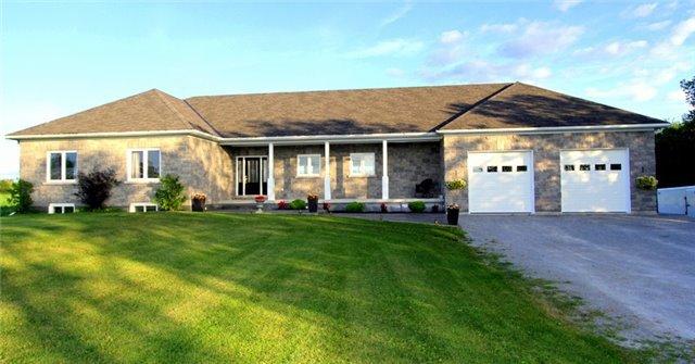 Main Photo: 764 Regional Rd 12 Road in Brock: Rural Brock House (Bungalow-Raised) for sale : MLS®# N3883767