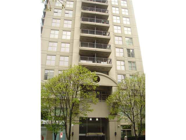 Main Photo: 1207 989 RICHARDS STREET in : Downtown VW Condo for sale : MLS®# V1058751