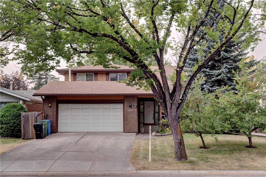 Photo 1: Photos: 543 WOODPARK Crescent SW in Calgary: Woodlands House for sale : MLS®# C4136852