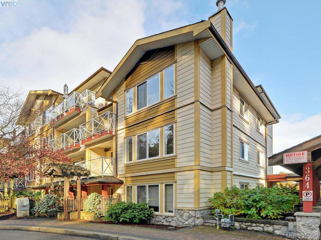 Main Photo: 201 364 Goldstream Ave in VICTORIA: Co Colwood Corners Condo for sale (Colwood)  : MLS®# 774809