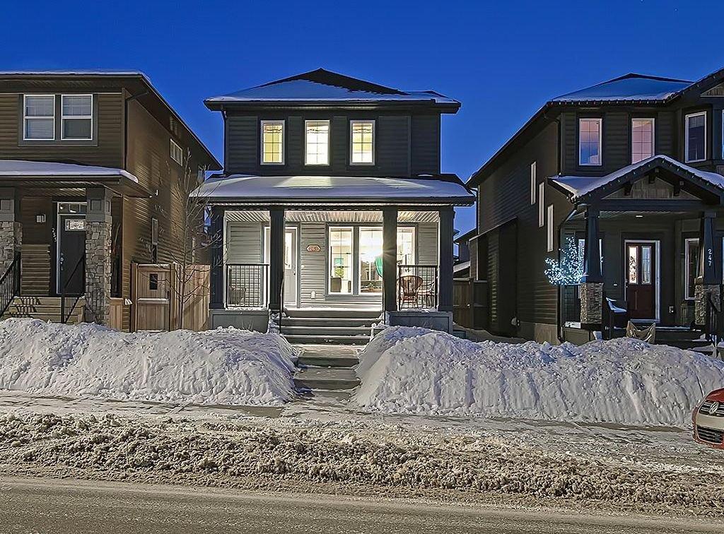 Photo 23: Photos: 251 EVANSTON Way NW in Calgary: Evanston House for sale : MLS®# C4171353