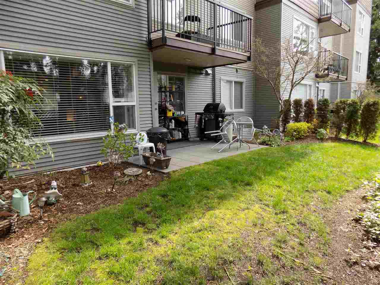 """Photo 13: Photos: 111 2581 LANGDON Street in Abbotsford: Abbotsford West Condo for sale in """"COBBLESTONE"""" : MLS®# R2258869"""