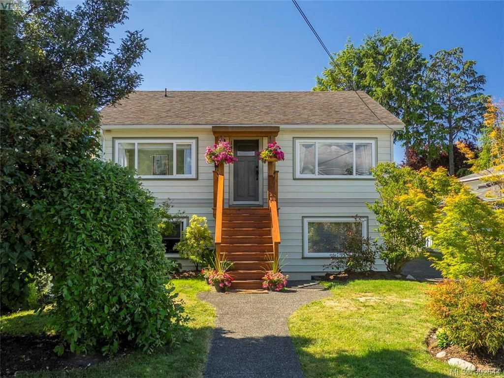 Main Photo: 1455 Denman Street in VICTORIA: Vi Fernwood Single Family Detached for sale (Victoria)  : MLS®# 392644