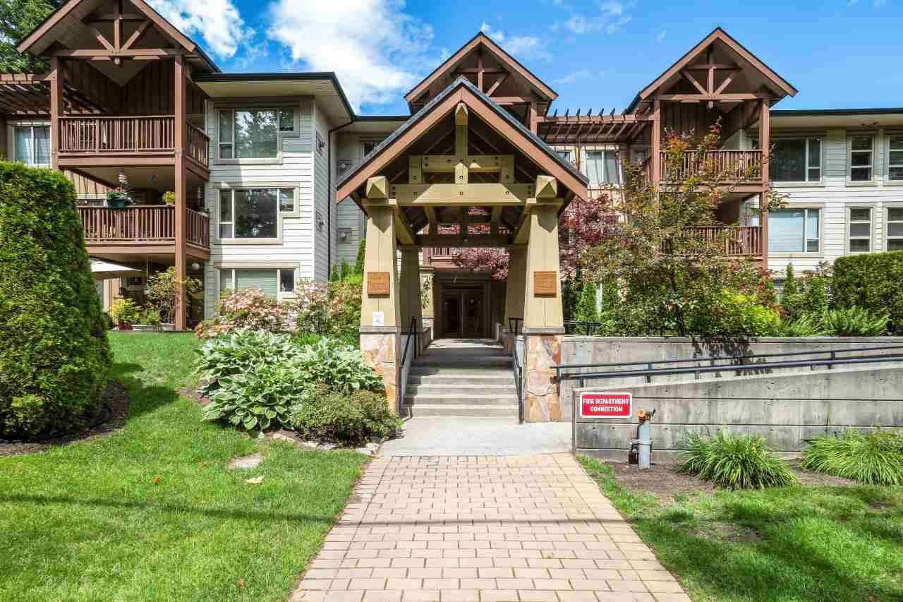 "Main Photo: 110 2323 MAMQUAM Road in Squamish: Garibaldi Highlands Condo for sale in ""THE SYMPHONY"" : MLS®# R2277179"