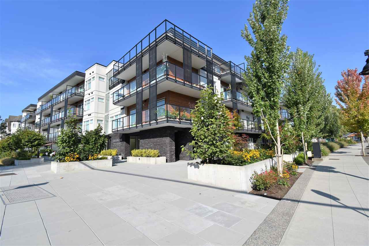 "Main Photo: 114 12070 227TH Street in Maple Ridge: East Central Condo for sale in ""Station One"" : MLS®# R2303500"