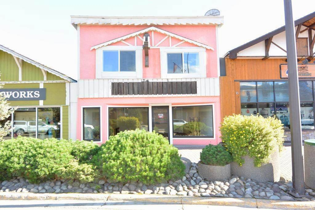 Main Photo: 1226 MAIN Street in Smithers: Smithers - Town Retail for lease (Smithers And Area (Zone 54))  : MLS®# C8021105