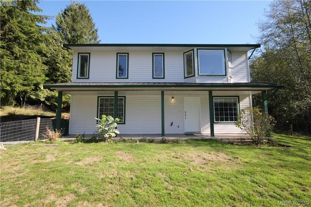 Main Photo: A 10113 West Coast Road in SHIRLEY: Sk French Beach Single Family Detached for sale (Sooke)  : MLS®# 402169