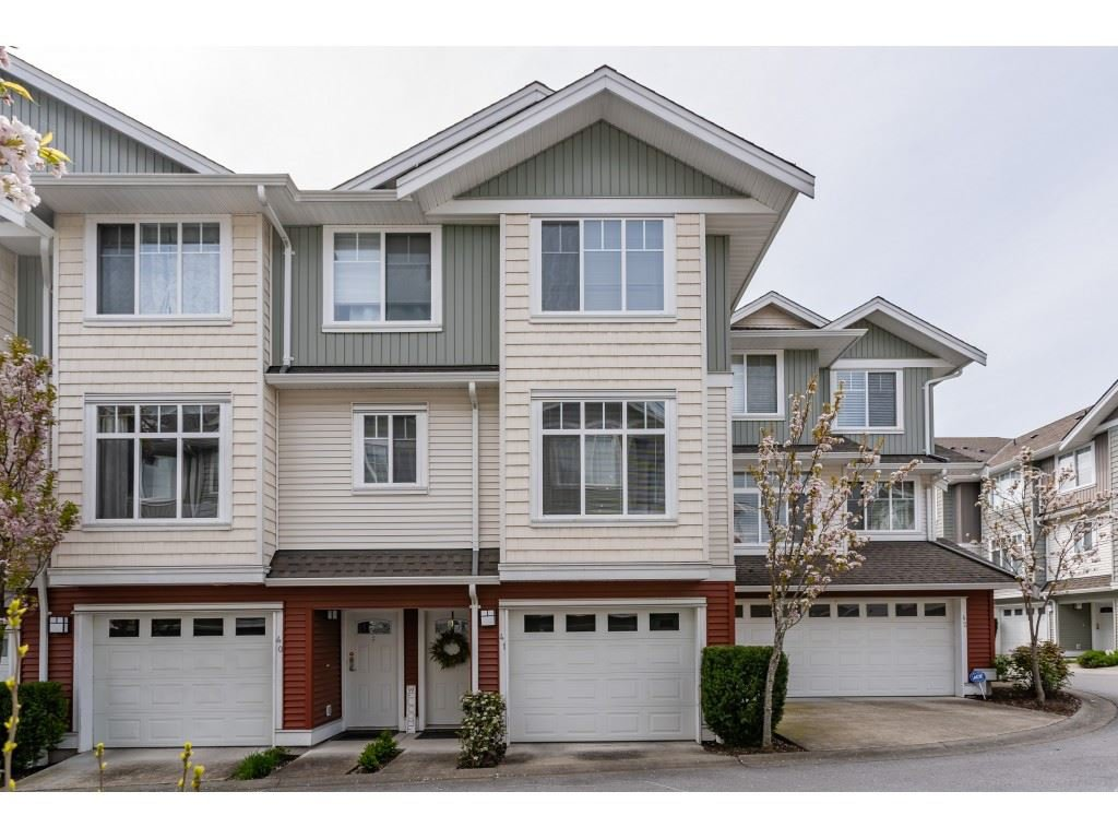 "Main Photo: 41 19480 66 Avenue in Surrey: Clayton Townhouse for sale in ""TWO BLUE"" (Cloverdale)  : MLS®# R2362975"