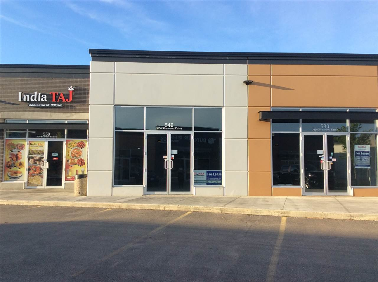 Main Photo: 540 3850 Sherwood  Drive: Sherwood Park Retail for sale or lease : MLS®# E4203419