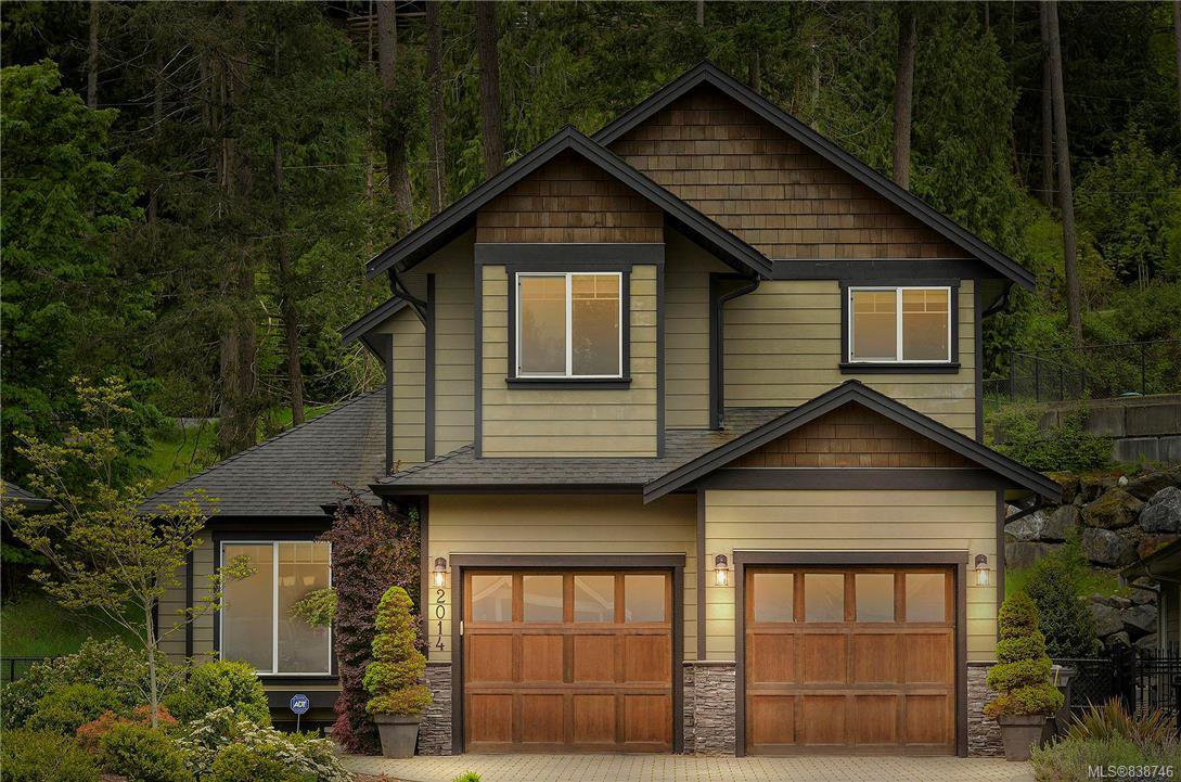 Main Photo: 2014 Hawkins Pl in Highlands: Hi Bear Mountain Single Family Detached for sale : MLS®# 838746