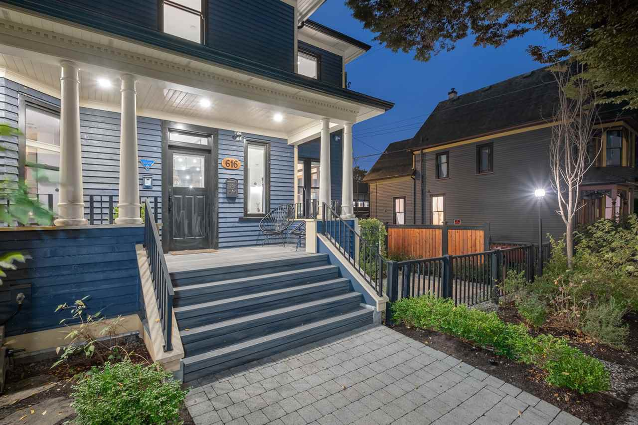 """Main Photo: 616 E PRINCESS Avenue in Vancouver: Strathcona House 1/2 Duplex for sale in """"AGNES MCNAIR RESIDENCE"""" (Vancouver East)  : MLS®# R2505367"""