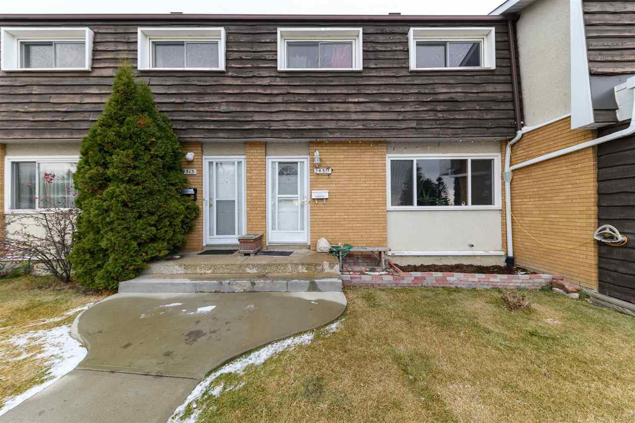 Main Photo: 14311 58 Street in Edmonton: Zone 02 Townhouse for sale : MLS®# E4218851