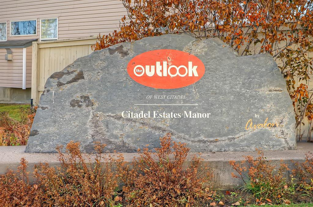 Photo 34: Photos: 73 Citadel Estates Manor NW in Calgary: Citadel Row/Townhouse for sale : MLS®# A1047176