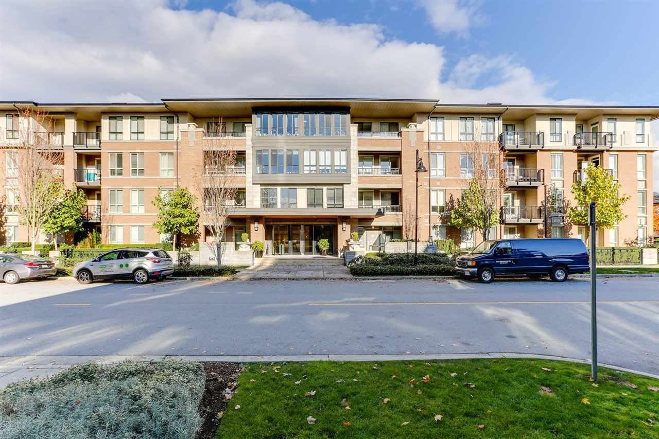 "Main Photo: 201 3107 WINDSOR Gate in Coquitlam: New Horizons Condo for sale in ""BRADLEY HOUSE"" : MLS®# R2516412"