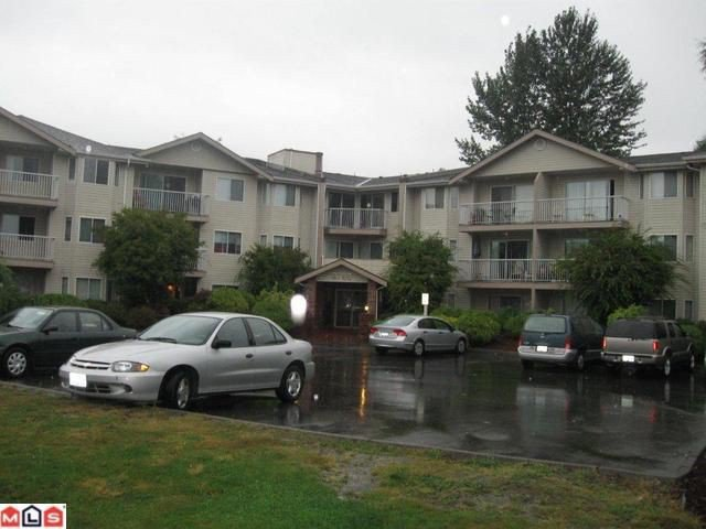 "Main Photo: 109 2780 WARE Street in Abbotsford: Central Abbotsford Condo for sale in ""CHELSEA PL"" : MLS®# F1123721"