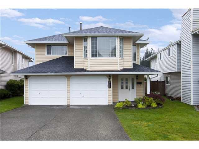 Main Photo: 2728 WESTLAKE Drive in Coquitlam: Coquitlam East House for sale : MLS®# V824600