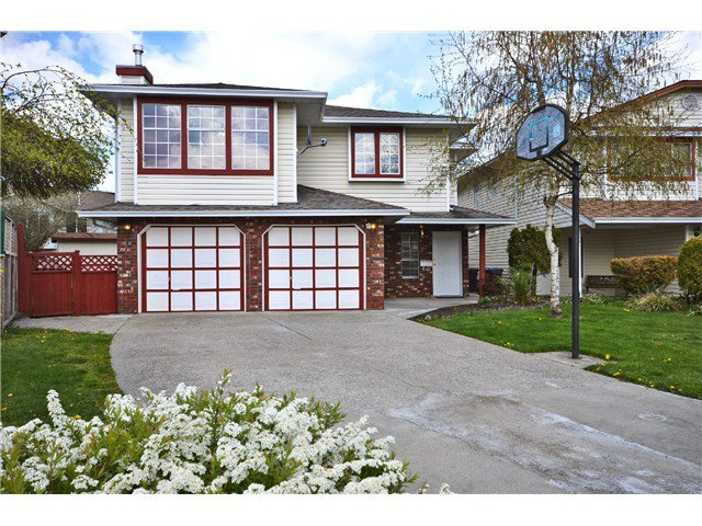 Main Photo: 637 PENDER PL in Port Coquitlam: Riverwood House for sale : MLS®# V1016018