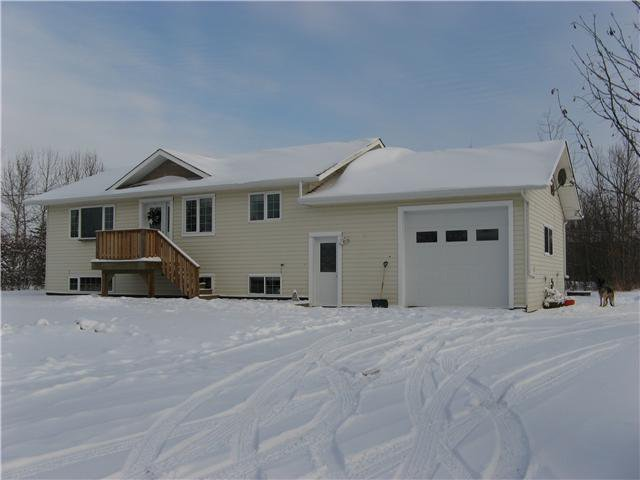 Main Photo: 9553 255TH Road in Fort St. John: Fort St. John - Rural E 100th House for sale (Fort St. John (Zone 60))  : MLS®# N232287