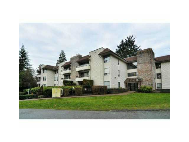"Main Photo: 101 1150 DUFFERIN Street in Coquitlam: Eagle Ridge CQ Condo for sale in ""THE GLEN EAGLES"" : MLS®# V1046230"