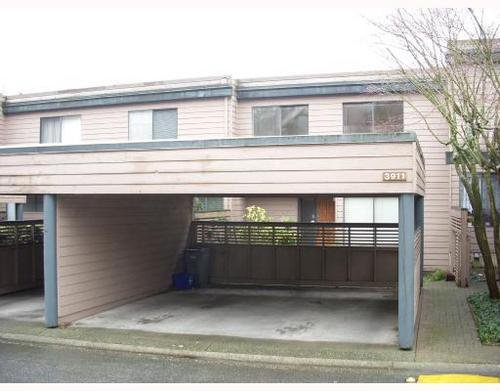 Main Photo: 3911 PARKWAY Drive in Vancouver West: Quilchena Home for sale ()  : MLS®# V696099