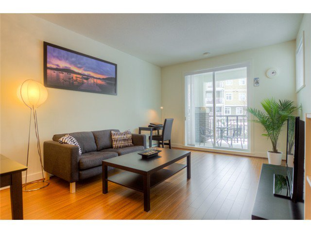 "Main Photo: 224 5788 SIDLEY Street in Burnaby: Metrotown Condo for sale in ""MACPHERSON WALK NORTH"" (Burnaby South)  : MLS®# V1049360"