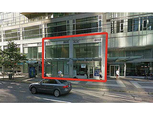 Main Photo: 1178 W PENDER in Vancouver West: Coal Harbour Commercial for sale : MLS®# V4043510