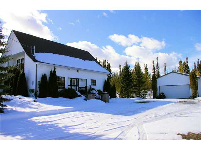 Main Photo: 11335 MAURAEN Drive in Prince George: Beaverley House for sale (PG Rural West (Zone 77))  : MLS®# N242857