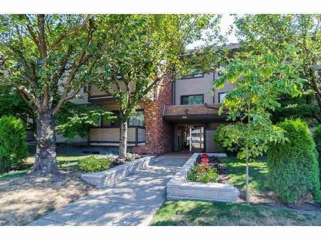 Main Photo: 305 535 BLUE MOUNTAIN Street in Coquitlam: Central Coquitlam Condo for sale : MLS®# V1112457