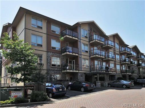 Main Photo: 403 825 Goldstream Avenue in VICTORIA: La Langford Proper Condo Apartment for sale (Langford)  : MLS®# 351492